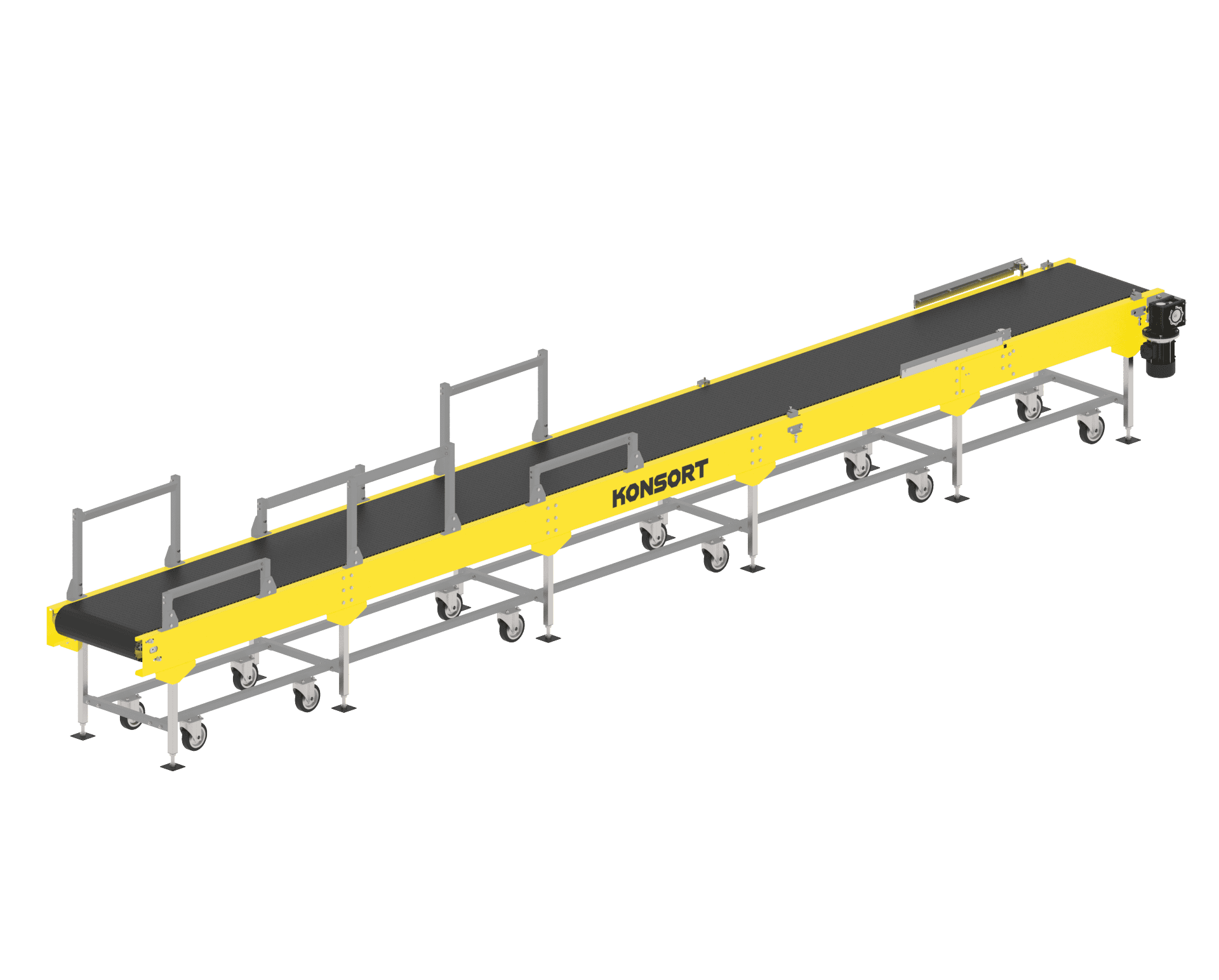 Straight conveyor