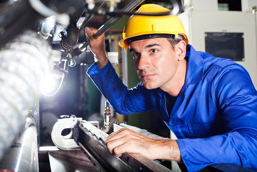 Electrical mechanical and technical adjustment of equipment