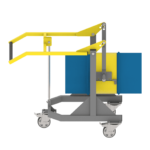 Barrel tipper (barrel carrier)